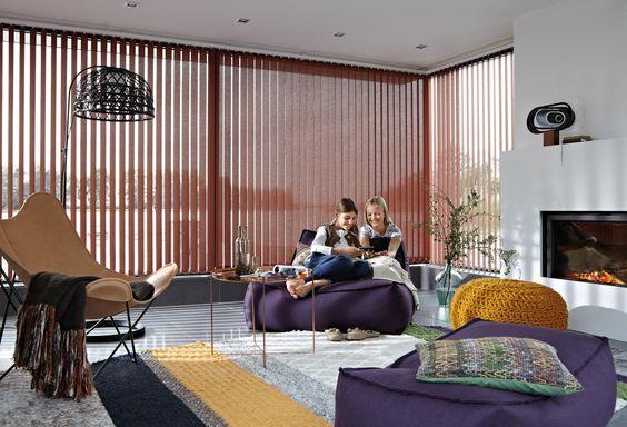 Cortinas verticales personalizables latorre decoraci n - Cortinas verticales online ...