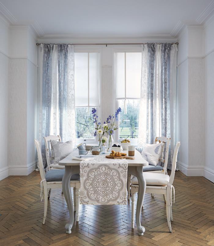 Estores o cortinas y si ponemos las dos latorre - Estores o cortinas ...