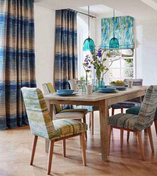 Estores o cortinas y si ponemos las dos latorre - Combinar cortinas y estores ...